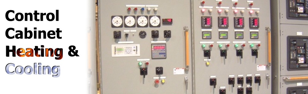 Control Cabinet Heating & Cooling