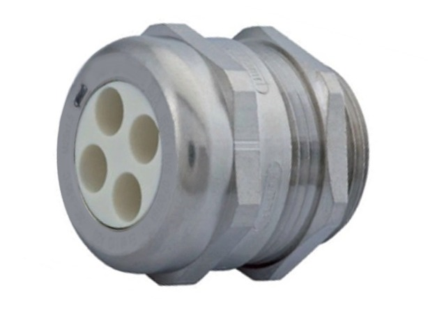 Npt Nickel Plated Brass Multi Hole Dome Fittings