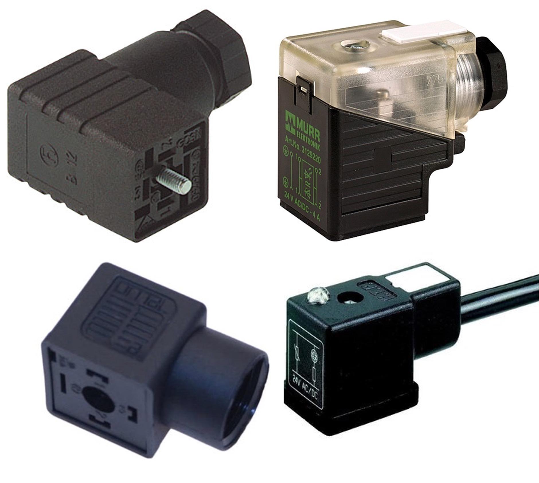 43650a Din Connector Wiring 12 Volt Free Vehicle Diagrams Connectors 43650 Solenoid Valve Rh Productsforautomation Com Marine Automotive
