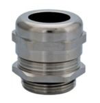 Sealcon nickel plated brass cable gland