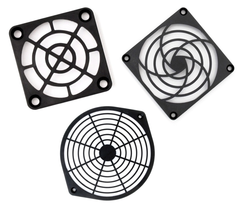 Gardtec plastic fan guards