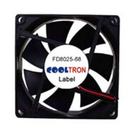 Cooltron cabinet cooling fan